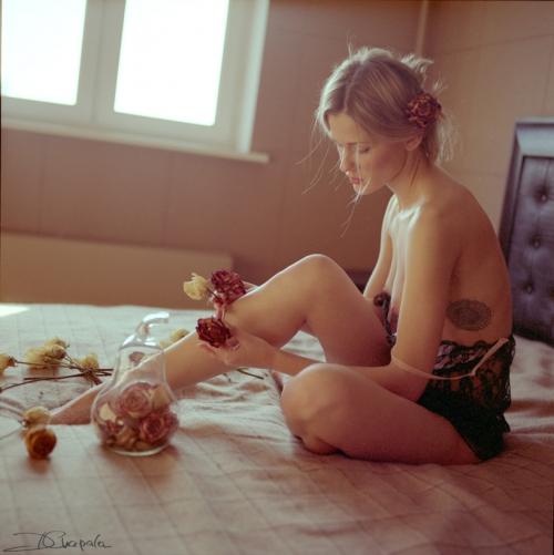 Erotic female body (часть 2) (214 фото) (эротика)