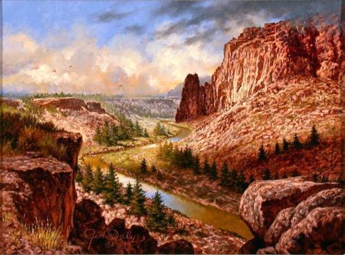 Artworks by Jim Daly (107 картинок)