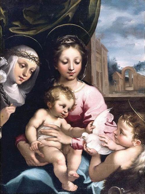 Итальянские художники сиенской школы 13-17 веков (часть 3 заключительная) (499 работ)