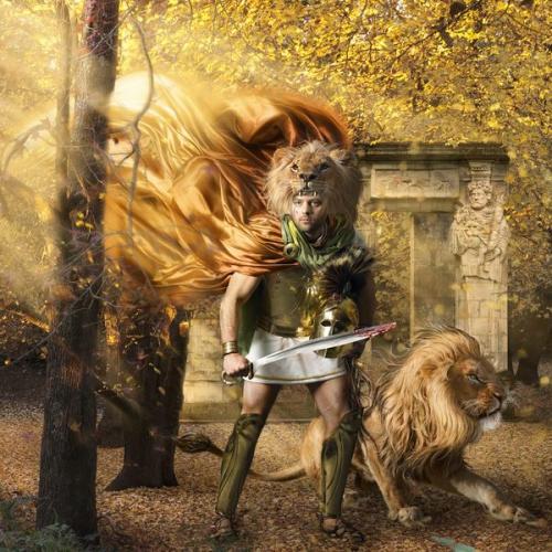 """""""Королевская дюжина"""" от Alexia Sinclair (12 картинок)"""
