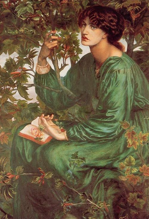 Данте Габриэль Россетти | XIXe | Dante Gabriel Rossetti (325 картинок)
