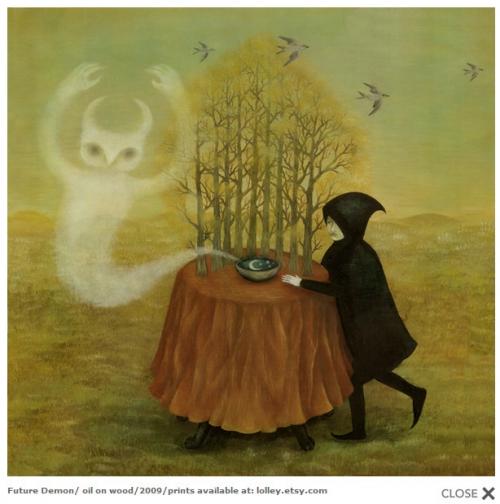 Художница Kathleen Lolley (119 работ)