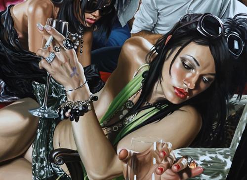 Художник Terry Rodgers (новые работы) (118 картинок)