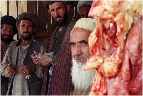 Фотожурналист Сергей Максимишин. Афганистан, окт. 2001 (36 картинок)