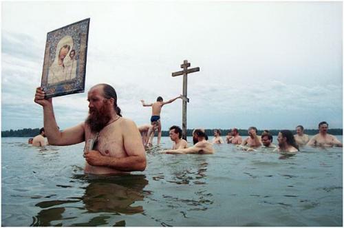 Фотожурналист Сергей Максимишин. День Святого Антония Дымского (12 картинок)