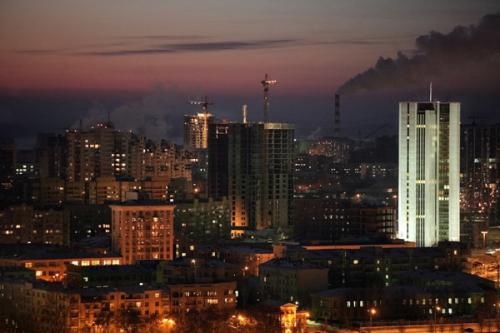 Фотожурналист Сергей Максимишин. Екатеринбург. Третья столица России (36 картинок)