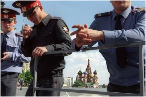 Фотожурналист Сергей Максимишин. Москва. Новые времена (35 картинок)