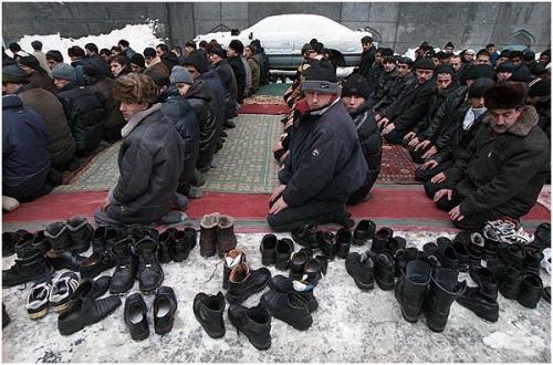 Фотожурналист Сергей Максимишин. Праздник Курбан-Байрам (10 картинок)