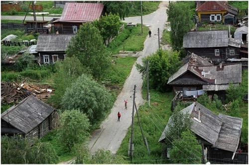 Фотожурналист Сергей Максимишин. Тобольск (12 картинок)