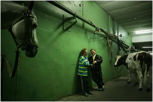 Фотожурналист Сергей Максимишин. Цирк лилипутов (46 картинок)