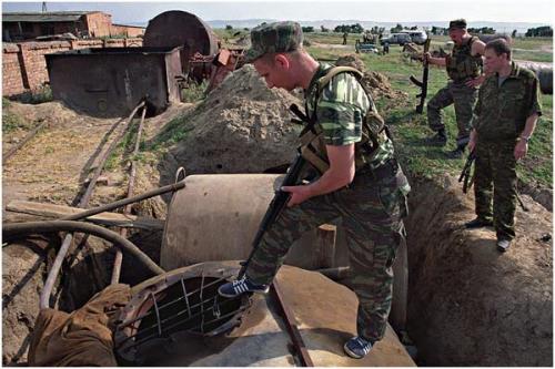 Фотожурналист Сергей Максимишин. Чечня 2003-2004 (24 картинок)
