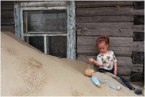 Фотожурналист Сергей Максимишин. Шойна (12 картинок)