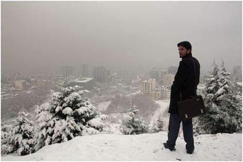 Фотожурналист Сергей Максимишин. Шесть дней в Иране (36 картинок)