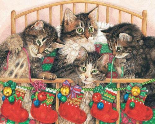 Иллюстрации Avril Haynes (18 картинок)