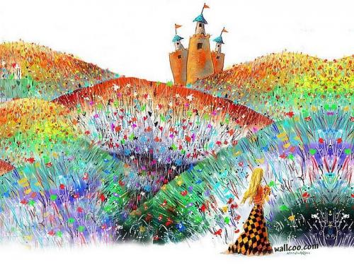Яркие иллюстрации NooN SaRaM (25 работ)