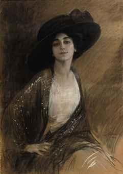 Польский художник Boleslaw von Szankowski (1873-1953) (39 картинок)