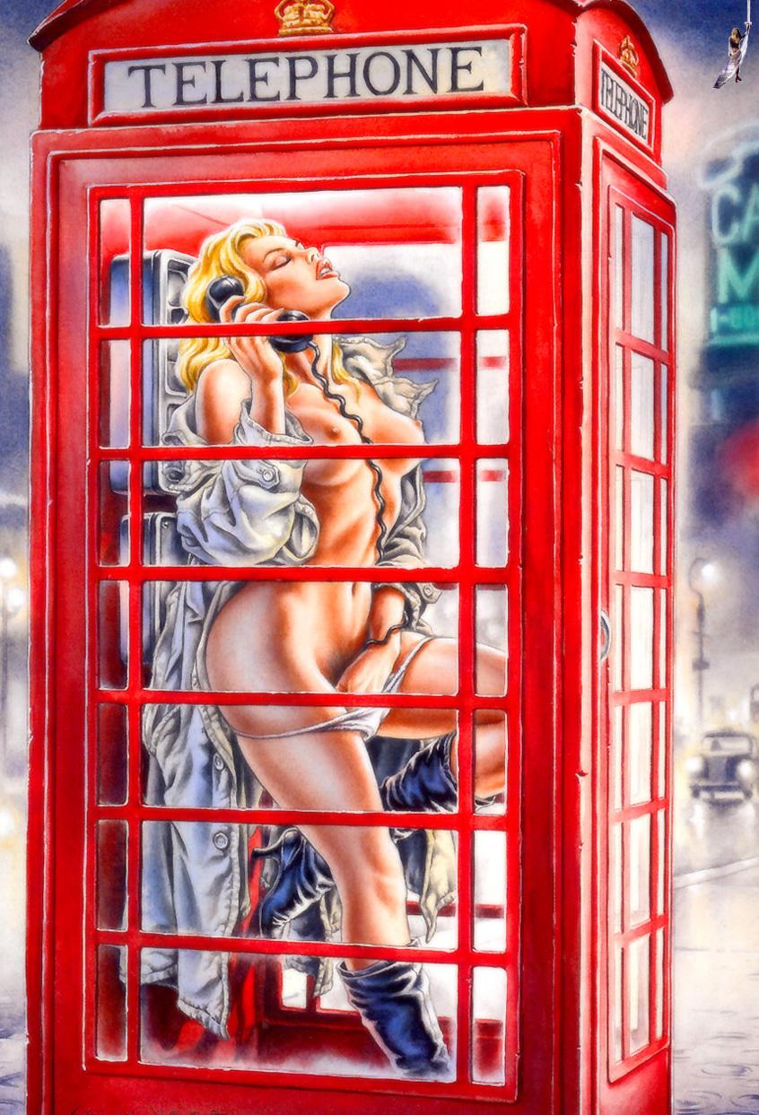 Секс по телефону книга 5 фотография