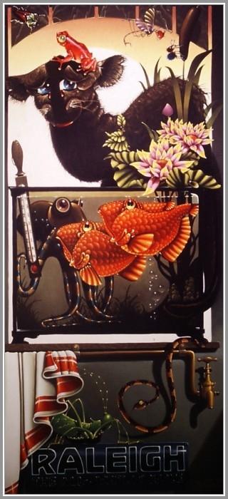 Artworks by Libor Vojkuvka (77 картинок)