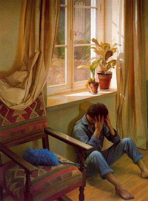 отчаяние в картинах художников женщины смотрят красивую