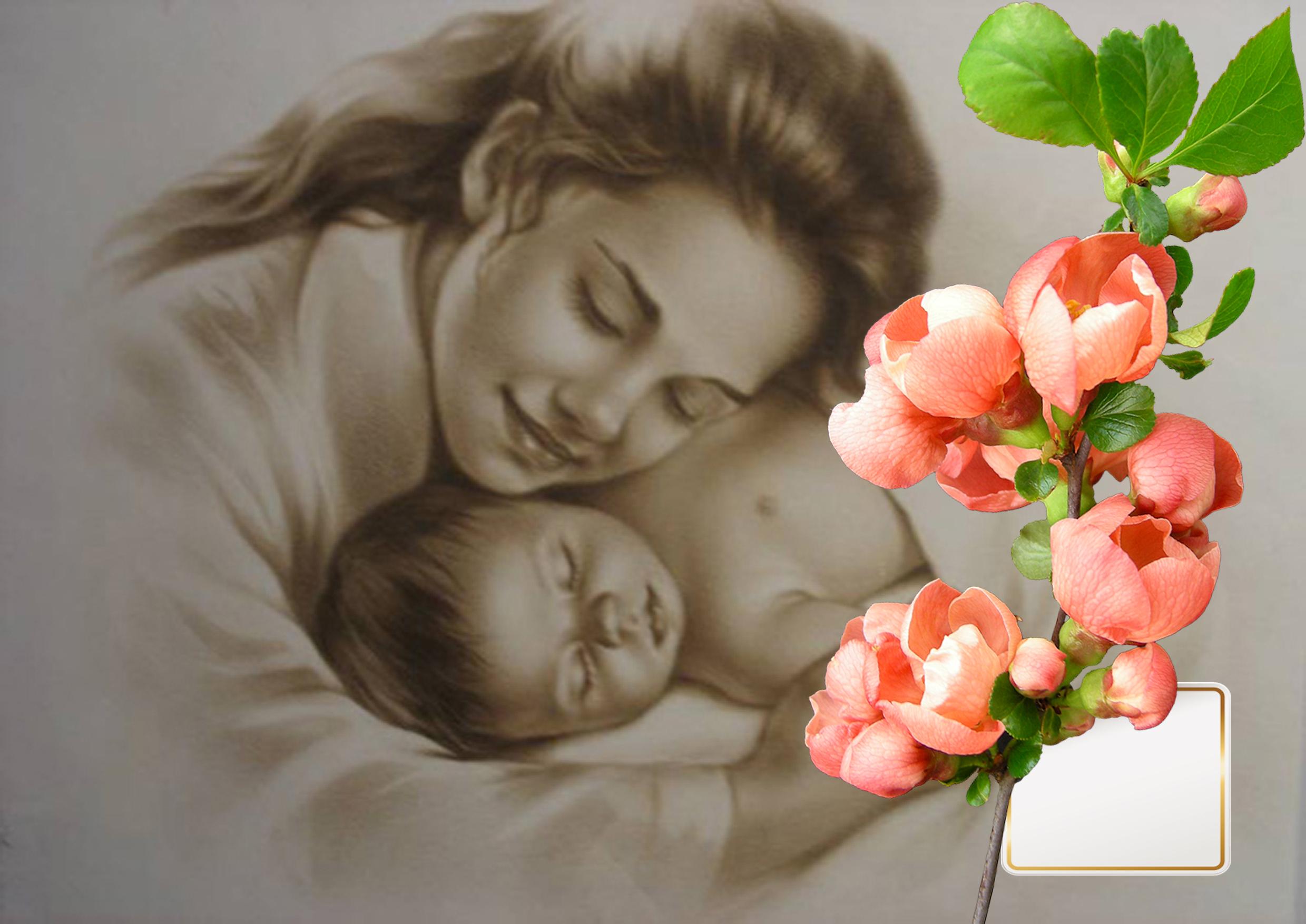 Сын исполнил все фантазии мамы 24 фотография