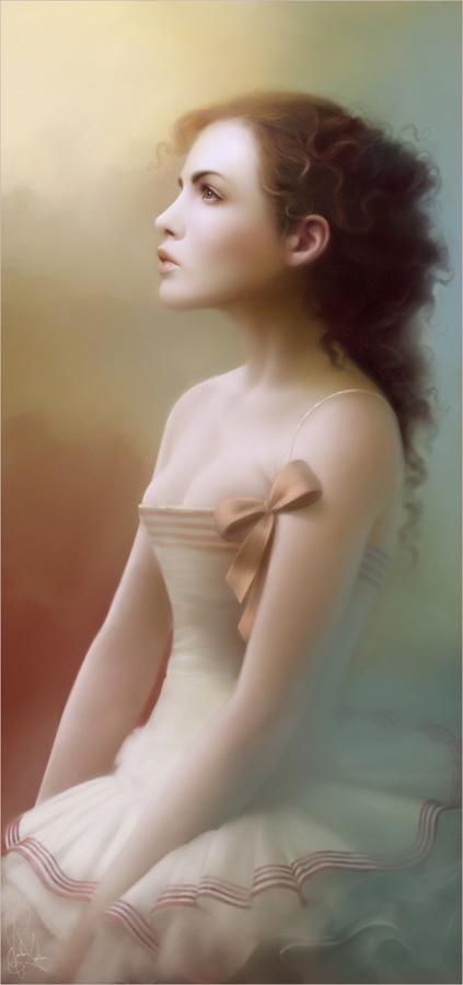 Творчество Melanie Delon