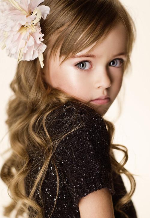 Маленькая, потому что ей всего 4 года, однако, она является одной из...