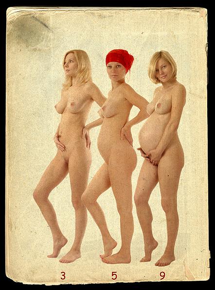Материнство. Фото Александра Федорова (90 картинок)