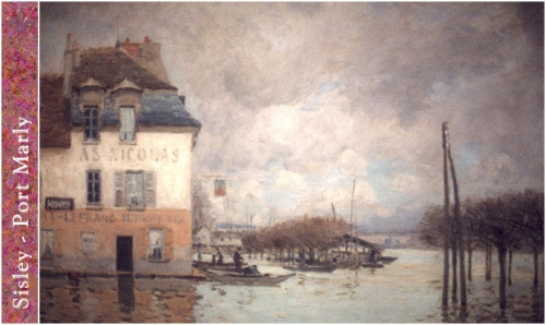 Альфред Сислей | XIXe | Alfred Sisley