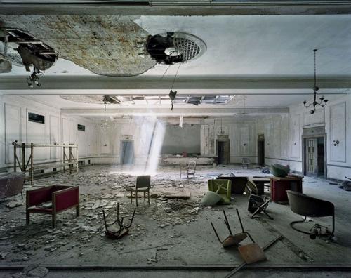Заброшеный город Детройт (24 картинок)