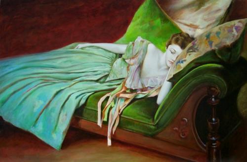 Artworks by Jeff Barson (30 картинок)