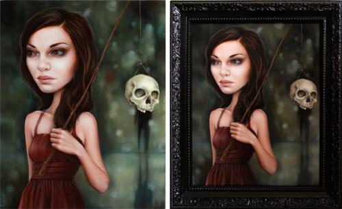 Artworks by Ken Keirns (133 картинок)