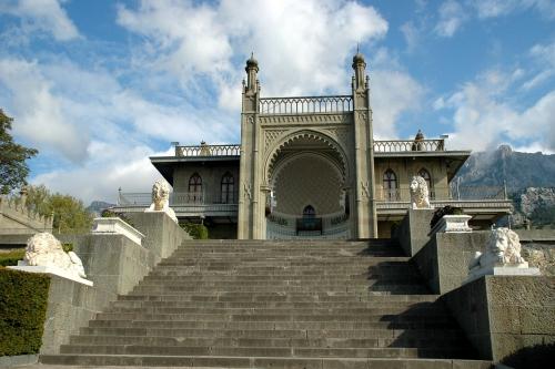 Воронцовский дворец (32 картинок)