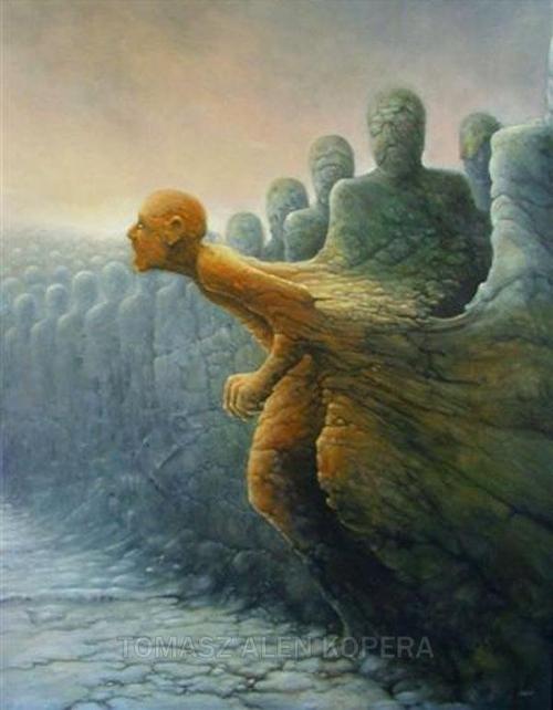 Работы художника Tomasz Alen Kopera (Poland) (57 картинок)