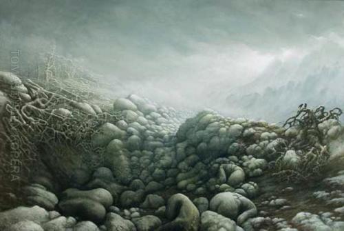 Работы художника Tomasz Alen Kopera (Poland) (57 работ)