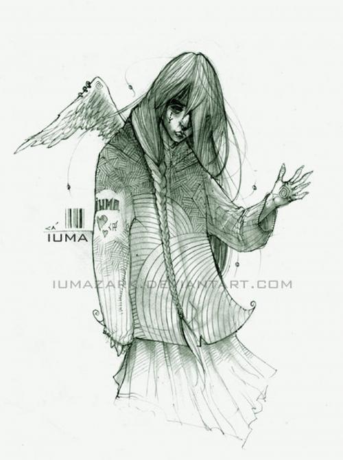 Рисунки Gabriel Iumazark. Часть 1 (74 работ)