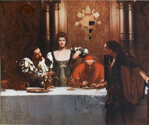 Английский художник Джон Кольер (1850-1934) (75 работ)