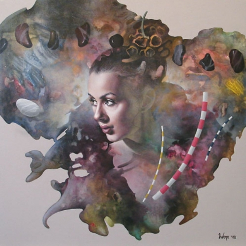 Artworks by Dragan Ilic Di Vogo (191 картинок)