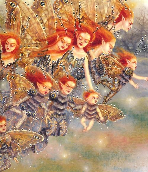 Творчество Maxine Gadd (95 картинок)