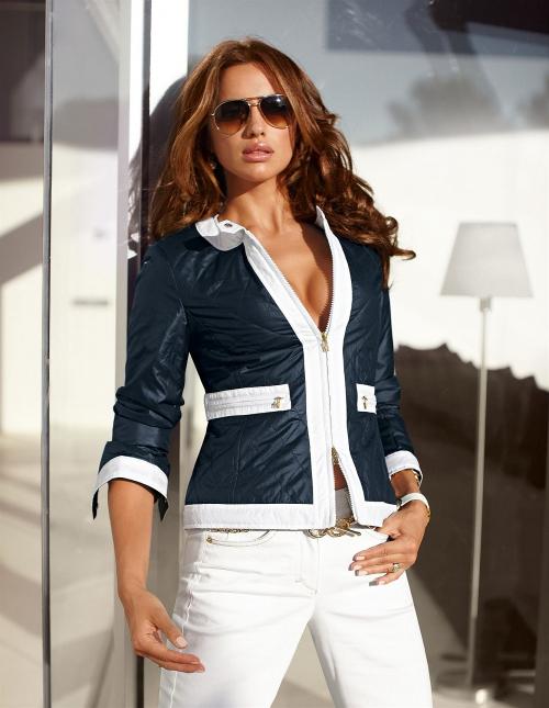 Irina Sheik – Madeleine S/S 2011 Catalog (55 картинок)