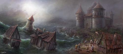 Художник-иллюстратор Игорь Савченко (136 картинок)