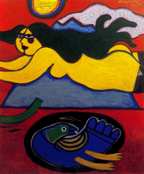 Картины западных художников маслом.Часть 10