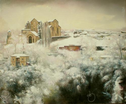 Художник Теимураз Харабадзе (41 картинок)