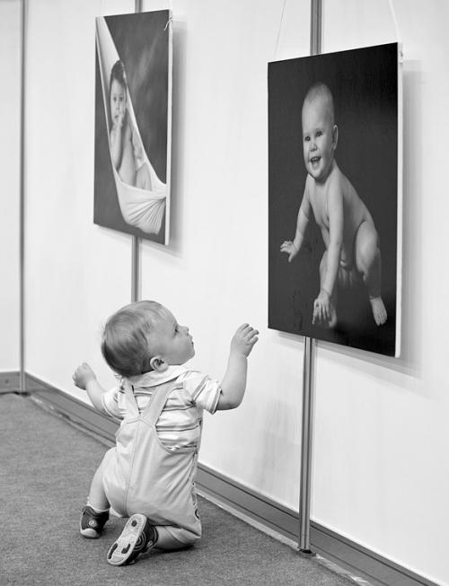 Детский портрет от Александра Федорова (82 картинок)