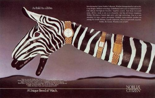 Рекламные плакаты-Боди Арт (21 картинок)
