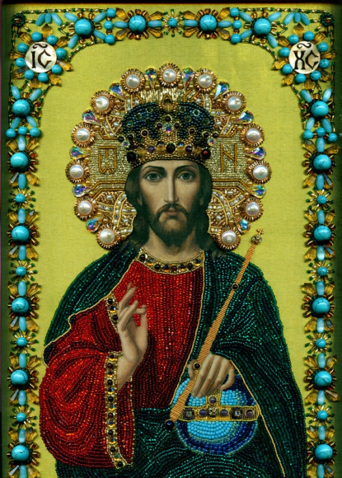 Икона Господь -Вседержитель.  Икона Христа - воплотившегося Бога Слова занимает главное место как в православном...