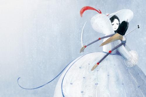 Художник-иллюстратор Мария Михальская (48 картинок)