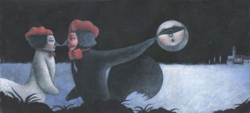 Иллюстратор Miguel Angel Diez (Испания) (41 работ)