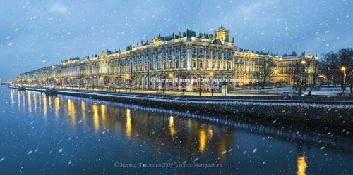 Праздничный Петербург Марины Антоновой (100 картинок)