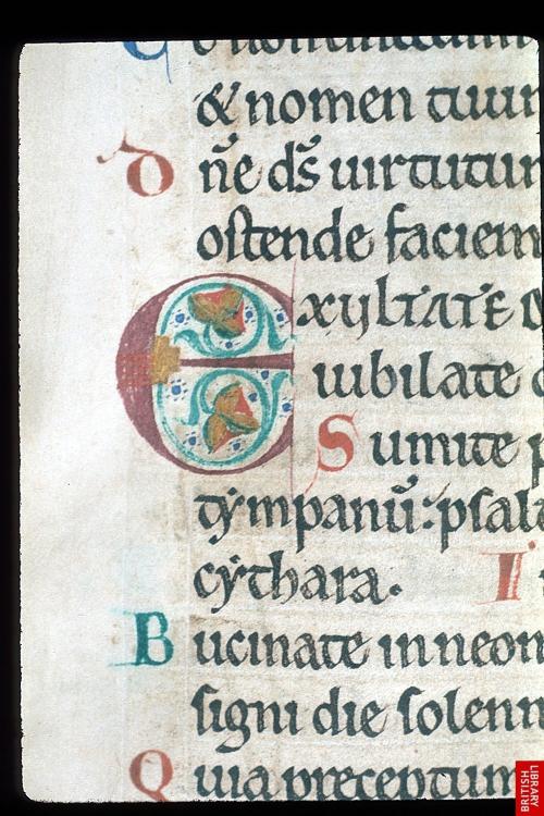 Illuminated Manuscripts XII в (p. 1) (210 картинок)