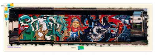 Graffiti Photos / Фотографии граффити на стенках (1115 работ)